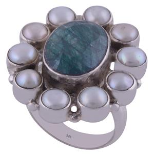 Cut & Cabochon Stone Rings